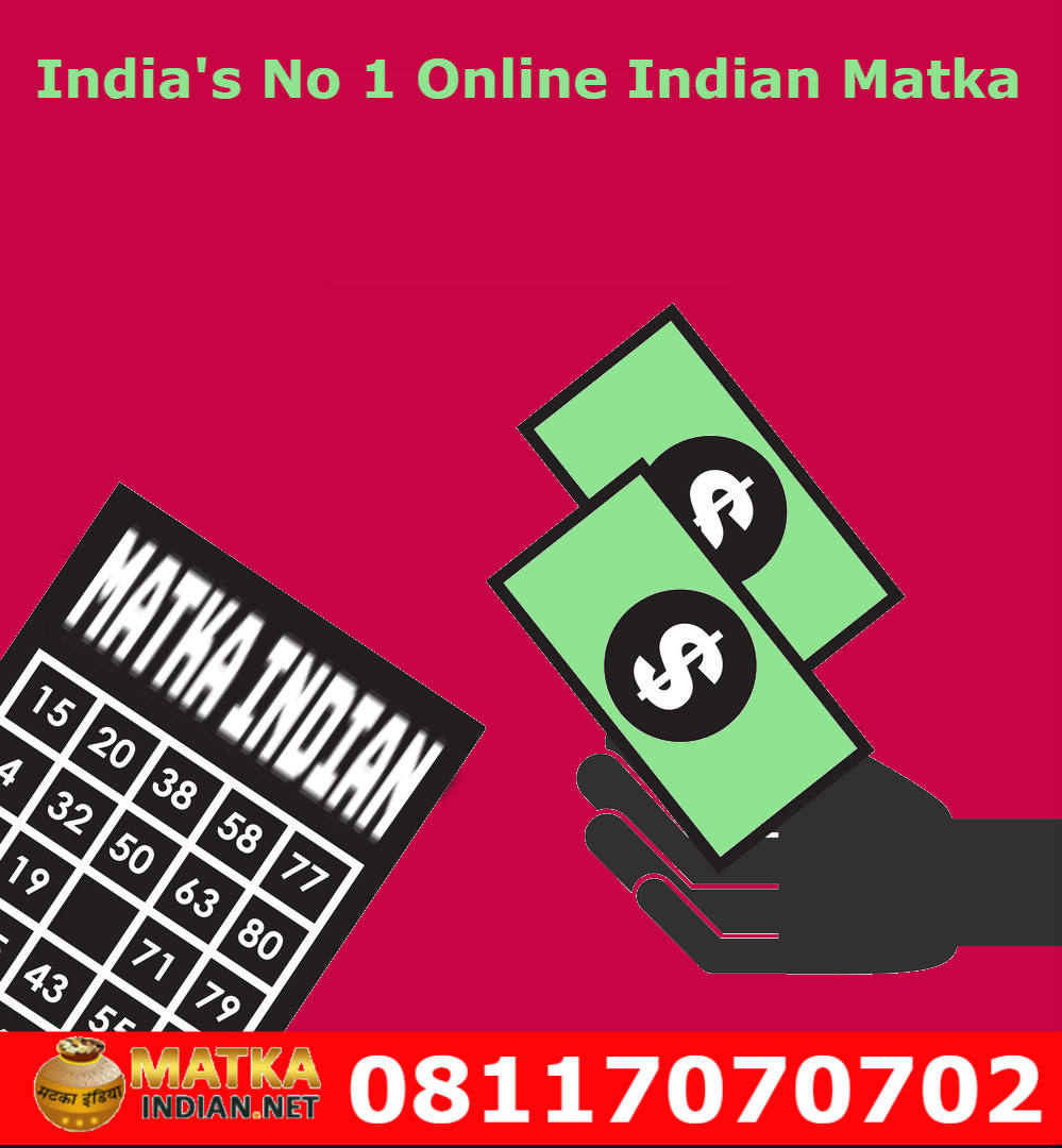 Indias No 1 Online Indian Matka